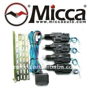 Cierre Centralizado de 4 Puertas con Solenoides Tipo Cloche(Motor Pesado),Central Door Locking System(DL870)
