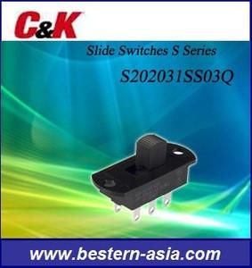 C&K S202031SS03Q Slide Switches(S Series)