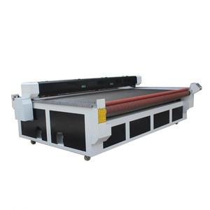 Cnc pattern clothe fabric cutting machine cutter