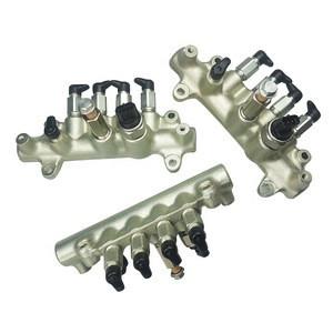 Common rail Assembly Auto parts diesel fuel pump 8973060634 For Isuzu NRR NQR NPR-HD 2005-07 4HK1 5.2L