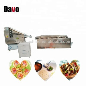Compact Automatic Tortilla Maker Machine  Flour Tortilla Machine For Sale