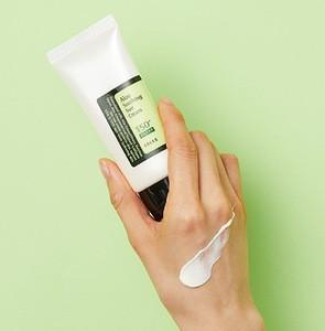 COSRX Aloe Soothing Sun Cream SPF50 PA+++ / Sunscreen / Hydrate/  Korean Skin Care