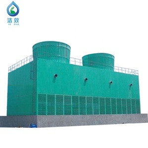 Customized cross flow square fiberglass cooling tower air conditioning cooling cooling water tower industry