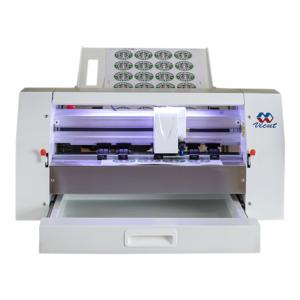 Cutting Plotter Laser Half Cut Sticker Label Cutting Machine