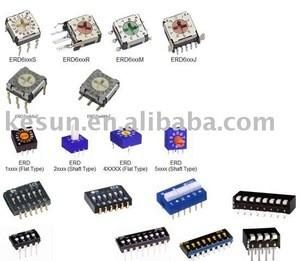 ECE Switch/DIP Switch