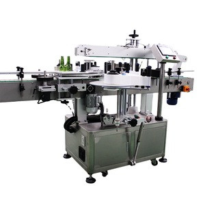 Fully Automatic Self Adhesive Beer Bottle labeler Labeling Machine
