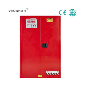 Gas cylinder reagent storage cabinets safety cabinet for chemistry laboratory