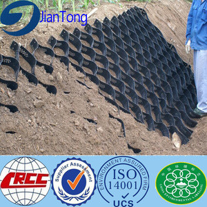 HDPE Geocell Used in Road Construction/ Gravel Grid Geocell/ Stabilizer Gravel Geocell