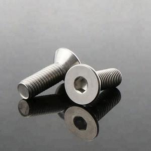 Hexagon socket head machine screws supplier