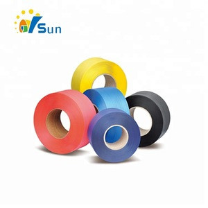 High Performance Fastening Products Use Colourful Strapping Straps