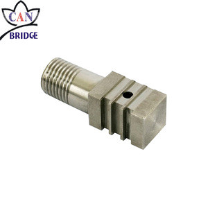 High Quality General Mechanical Components Design Services Mini CNC Milling Machining Accessories