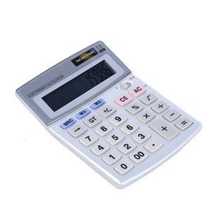 Hot sale 12-digits electronic plastic calculator