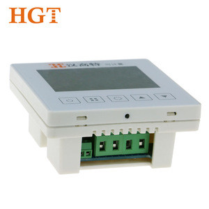 Hot sale CE certification auto thermostat for electric underfloor heating system