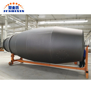 Hot Sales 6-20m3 Concrete Mixer Truck Body/Drum Construction Equipment
