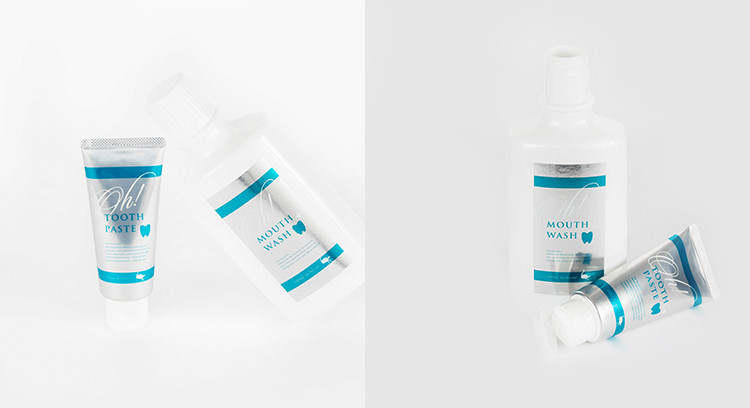 Japanese oral hygiene private label oral care antigen antibody mouth wash oem
