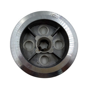 M4115 Higer bus spare parts aluminum die casting cnc aluminum profile