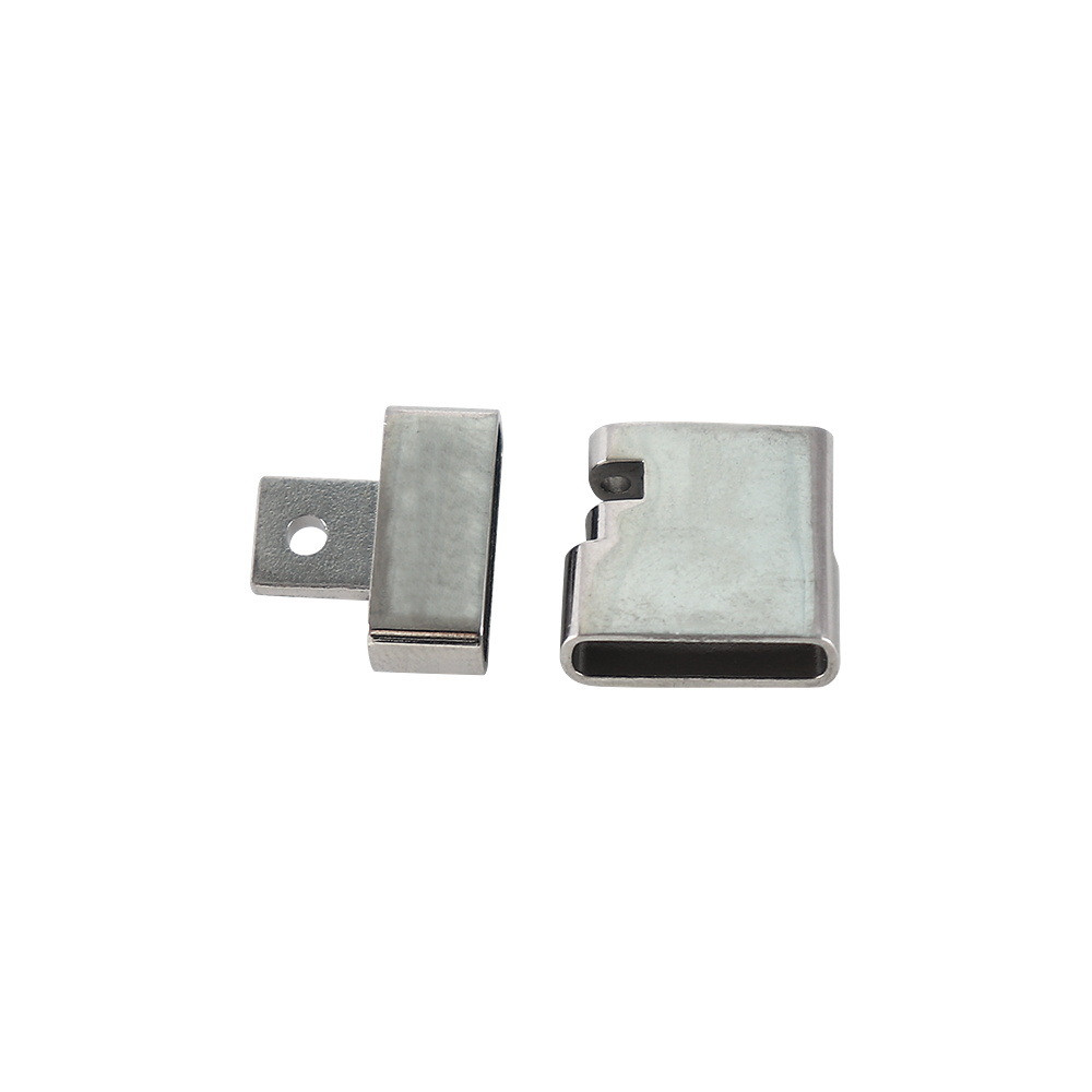 Machinery Custom Parts Stainless Steel Machining Process OEM Metal Components 2D 3D Drawings