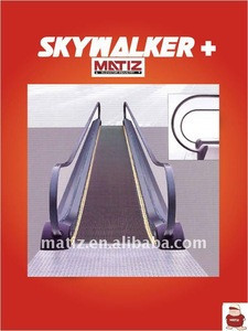 MATIZ Professional schindler escalator