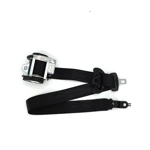 Other interior accessories spare parts retractable 3 point seat belt safety belt for polo