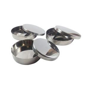 Petri Dish stainless steel