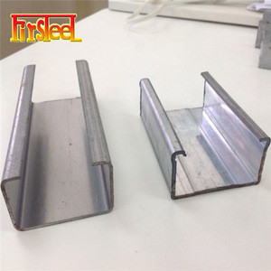 Prime quality cold bending c channel ceiling