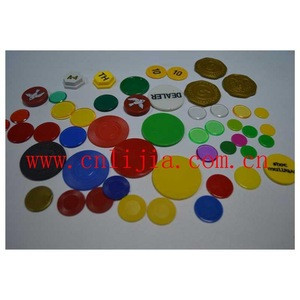 Professional magnetic bingo chips with high quality