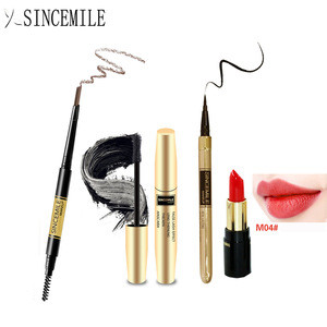 Promotional Gift Private Label Cosmetics Makeup Sets For Lady