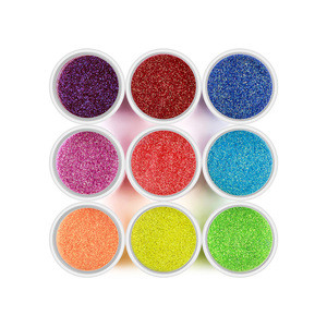 Shimmering Powder Body Shimmer Bath Cosmetic Pigment Qween  Face Body Shimmer Mica Powder Pigment 9 Colors