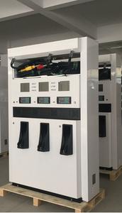 Six nozzles fuel station fuel dispenser for diesel petrol kerosene