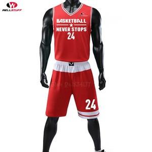 Sports Basketball Uniform Jersey