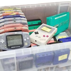 Used Original Portable Game Consoles