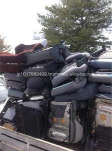 Used / secondhand car chair seats for Japanese vehicles