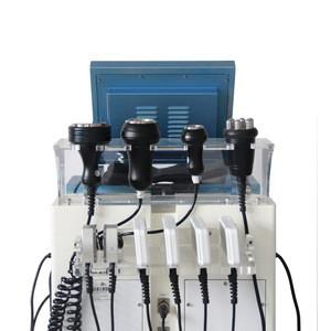 Vacuum liposuction rf cavitation slimming equipment/ Laser fat removal beauty machine GS86