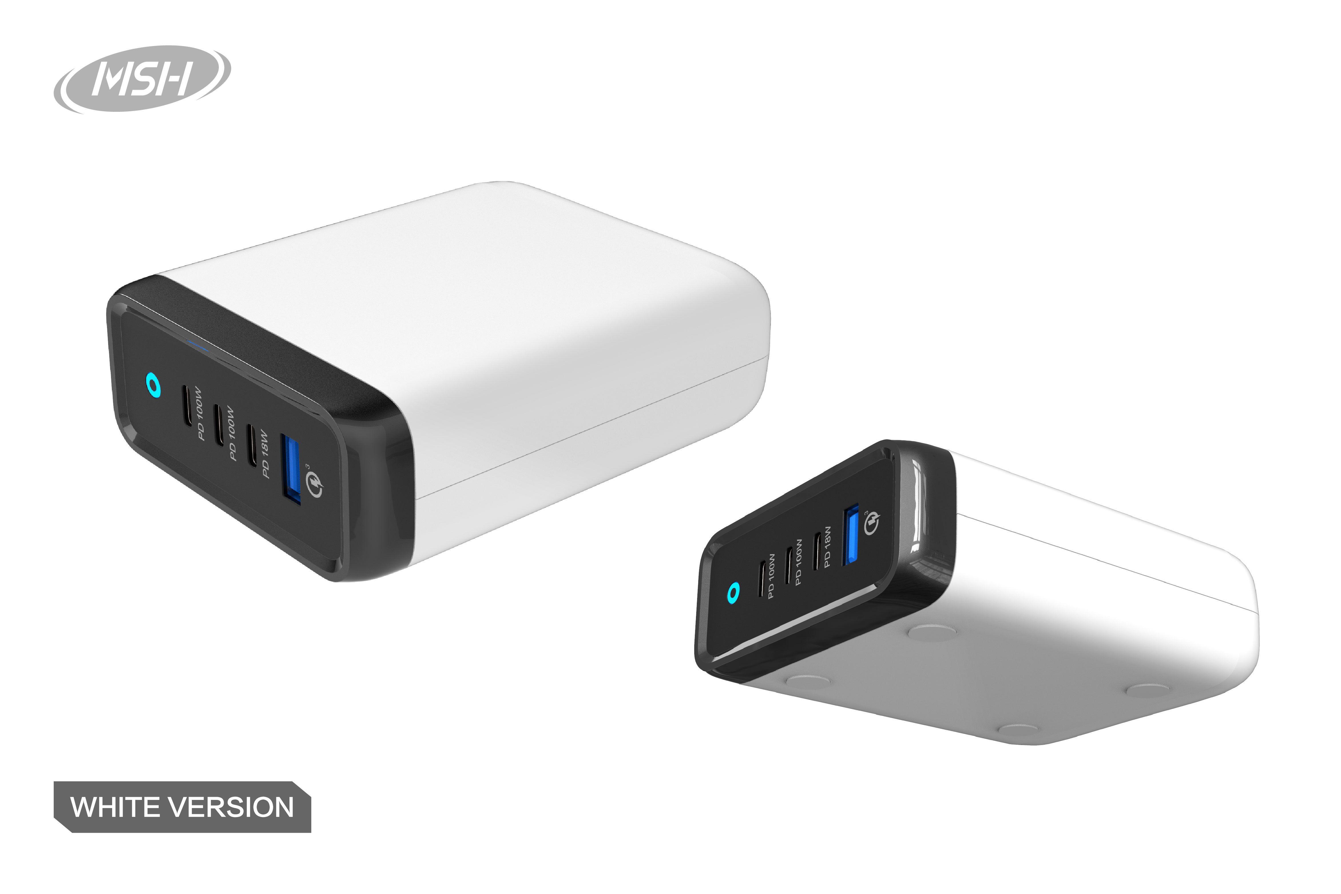 100W desktop charging station