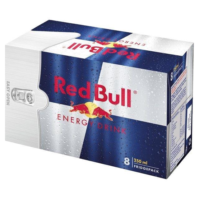 Red bull energy drink / Red Bull 250 ml Energy Drink / Wholesale Redbull