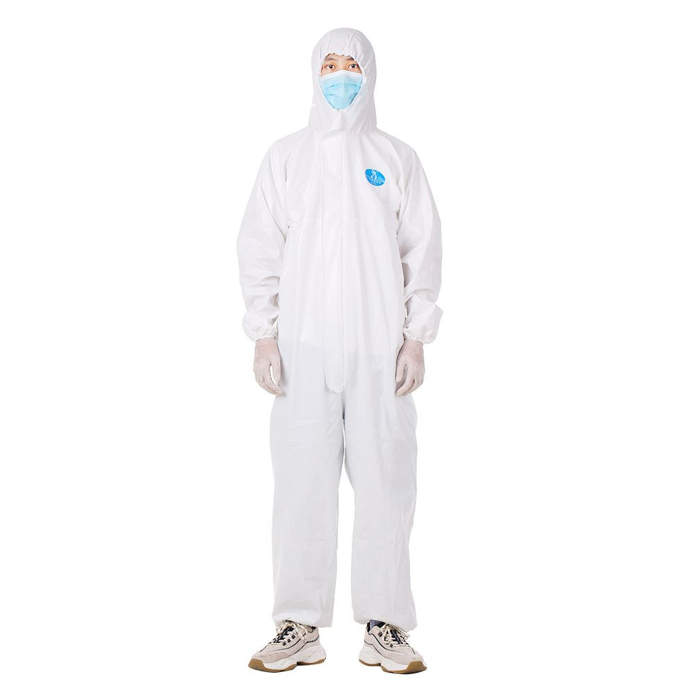 Coverall Disposable Anti-epidemic Antibacterial Isolation Suit