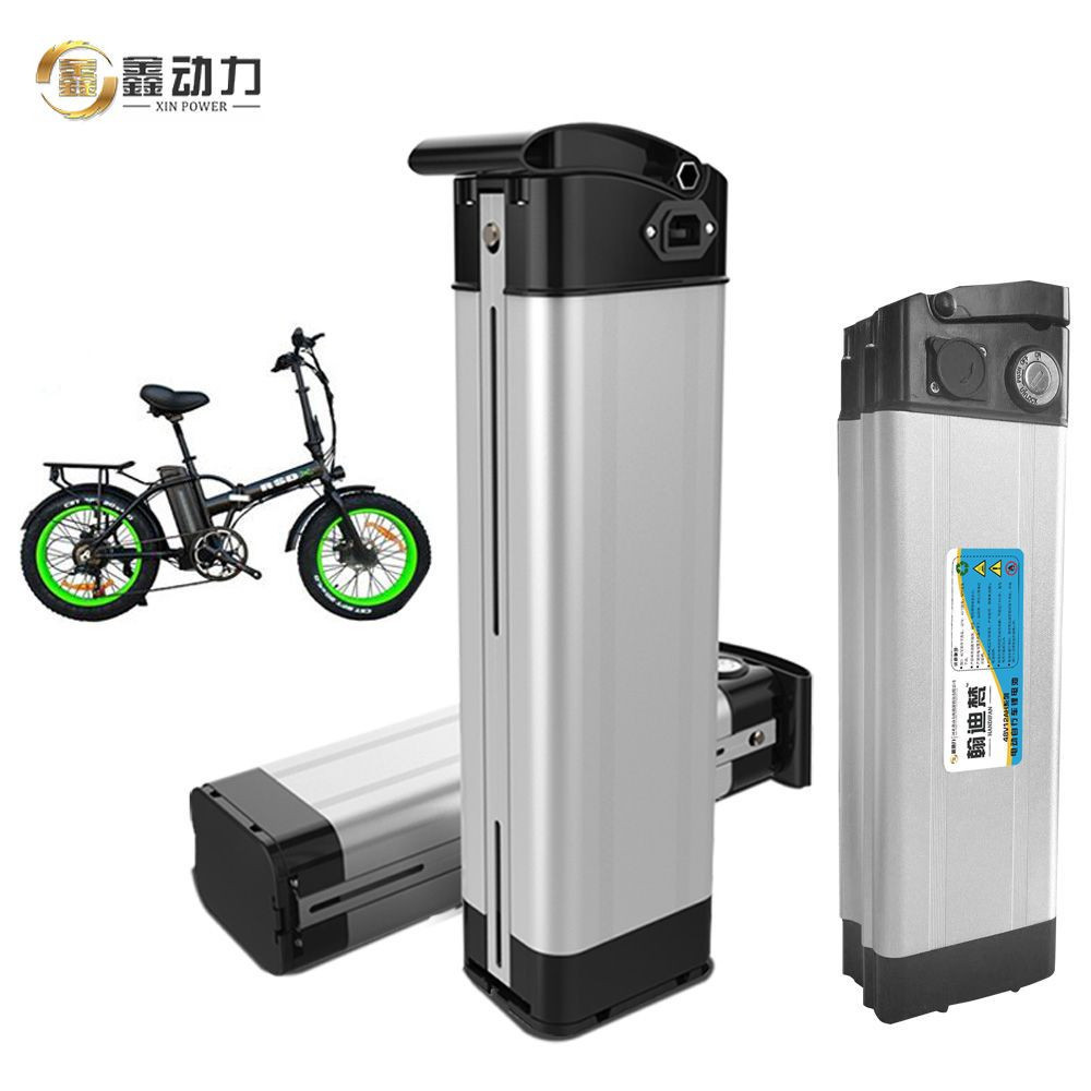 Recharageable li ion battery pack for electric bicycle