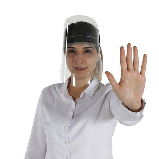 Face shield hygienic face masks shields protiective