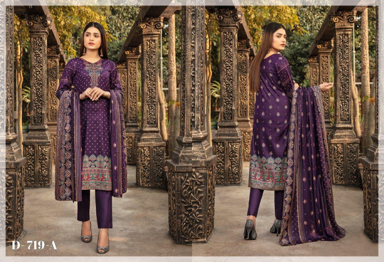 Pakistani Ladies Branded orignal clothes unstitch