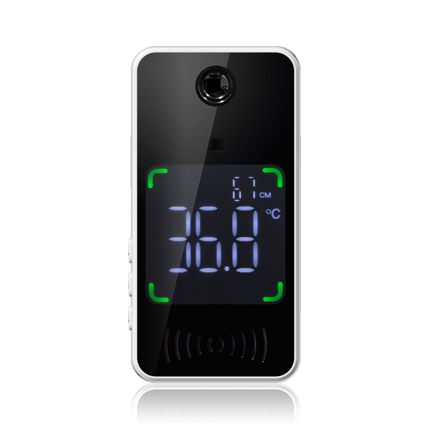 Hands Free Mini IR Automatic Thermometer In Public Places