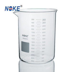 3000ml Brand new thick wall Beaker with high quality