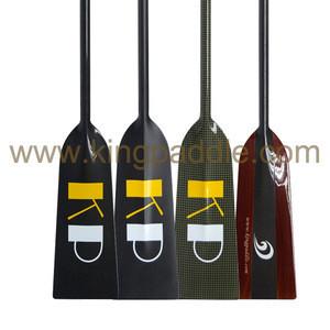 310g Lightweight Oval Shaft IDBF Carbon Dragon Boat Paddle