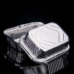 Aluminum foil container make machinery with scrap metal baler machine printer printing