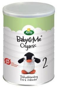 Arla Baby & Me 2 Organic