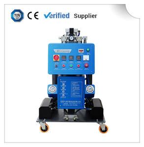 Automatic polyurethane foam spraying equipments for heat preservation of refrigerated trucks QPI-TJQ-II600