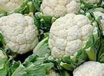 Certified Fresh Cauliflower/ ISO Fresh Cauliflower