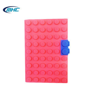 Chinese products wholesale tationary silicone protective book cover