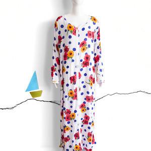 Dubai robe Islamic clothing jalabiya for women muslim arabic  cotton comfort dress wholesale