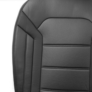 FH Group PU208102 Futuristic Leather Seat Cushions Universal Fit