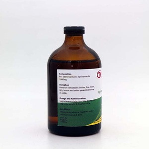 GMP certified Eprino  eprinomectin Injeckion from China manufacture